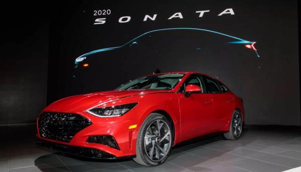 ชมความสุดสวยของ Hyundai Sonata 2020 ที่ตลาดรถไทยรอคอยมาตั้งนาน