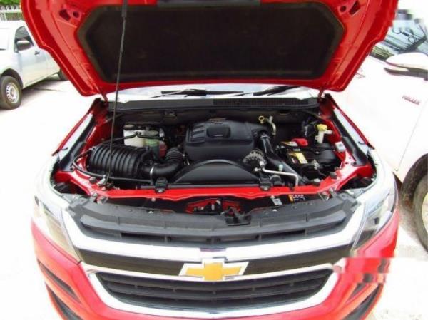 กระบะมือสอง Chevrolet Colorado LS มือสอง ที่ประกาศขายในตลาดรถ Chobrod