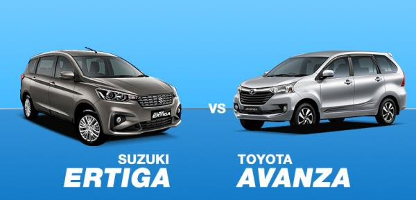 เปรียบเทียบ Suzuki Ertiga กับ Toyota Avanza 2 รุ่นรถยนต์นั่ง MPV ที่เหมาะสำหรับครอบครัว