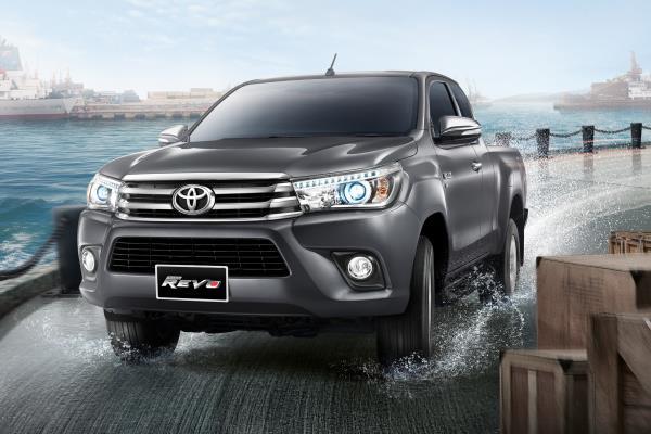 รถ Toyota Hilux Revo ที่รองรับน้ำมันไบโอดีเซล B20