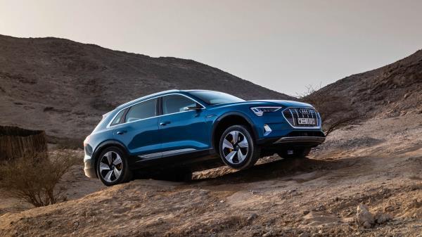 ราคารถยนต์ไฟฟ้า Audi e-tron