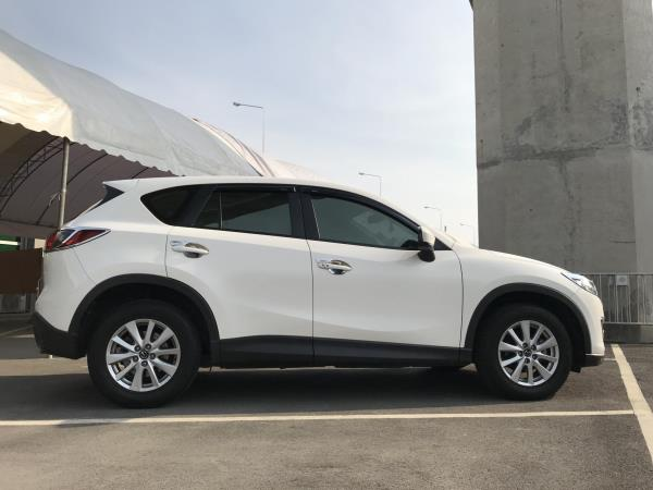 ตลาดรถมือสอง Mazda CX-5 สภาพดี  ราคาเริ่มต้นที่ 495,000 บาท