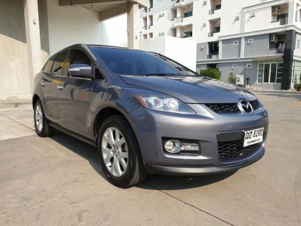 ตลาดรถมือสอง Mazda CX-7 สภาพดี  ราคาเริ่มต้นที่ 300,000 บาท