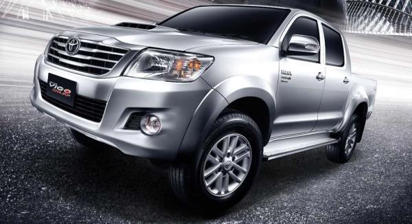 เข้าสู่ยุคที่ Toyota สร้างกระบะที่รูปทรงสวยโฉบเฉี่ยว ดูเท่ทันสมัยมากยิ่งขึ้น