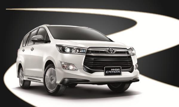 ราคาและตารางผ่อน Toyota Innova Crysta โฉมปี 2016