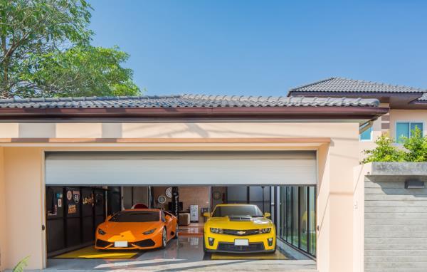 สุดท้ายแล้วการสร้างโรงจอดรถ อ้างอิงตามความสะดวกการใช้งานดีที่สุด