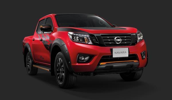Nissan Navara Black Edition 2019 รูปทรงโฉบเฉี่ยว มีสไตล์