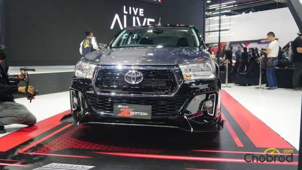 Toyota Hilux Revo Z Edition 2019 กับดีไซน์สวยโฉบเฉี่ยวเอาใจสายซิ่ง