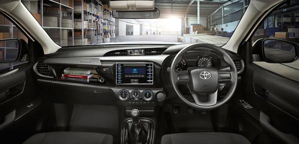 Toyota Hilux Revo Z Edition 2019 แข็งแรง ทนทาน สมรรถนะดีเยี่ยม