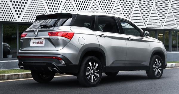 Chevrolet Captiva 2019 กับการผสมผสานที่ลงตัว