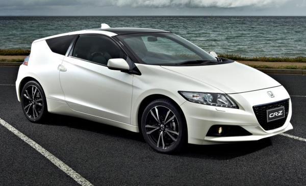 Honda CR-Z กับความสปอร์ตในสไตล์รักษ์โลก