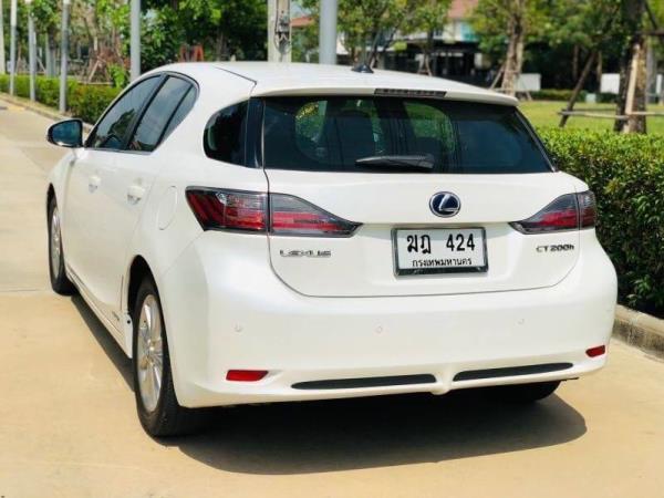 ตลาดรถมือสอง Lexus CT 200h  สภาพดีราคาเริ่มต้นที่ 619,000 บาท