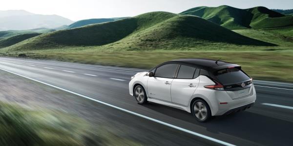 Nissan LEAF กับรางวัลการันตีระดับโลกมากมาย