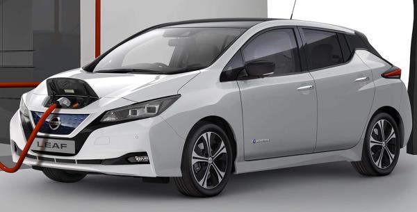 Nissan LEAF สามารถชาร์จด้วยไฟบ้านขนาด 3 กิโลวัตต์ได้เต็มภายในระยะเวลา 16 ชั่วโมง