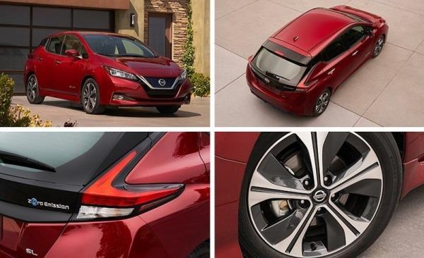ดีไซน์ดูสปอร์ตมีระดับพร้อมประหยัดพลังงานกับ Nissan LEAF