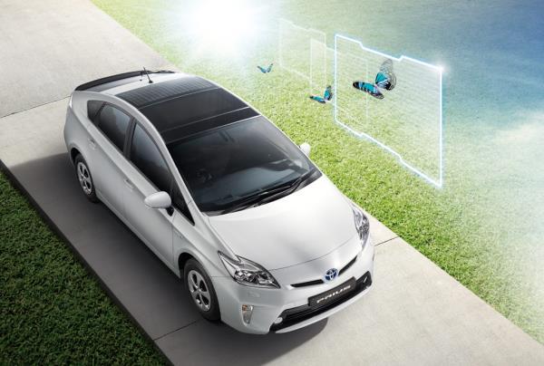 Toyota Prius ยนตกรรมรักษ์โลก