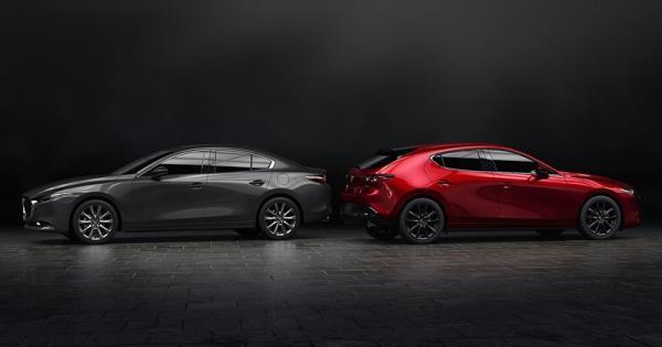 เปิดตัวแล้ว!! All New Mazda 3 2019-2020 ที่ญี่ปุ่น เข้าไทยเร็วๆนี้ สวยสุดๆ