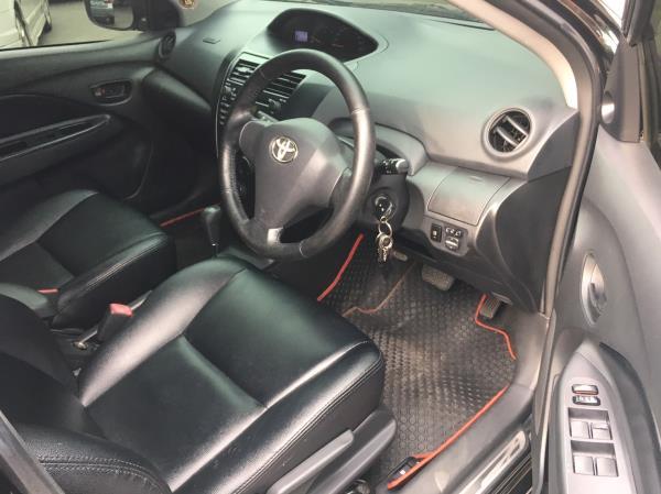 รถยนต์มือสอง Toyota Vios สภาพดีที่ประกาศขายใน Chobrod