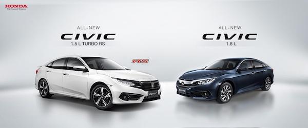 ตลาดรถ Honda Civic มือสอง รุ่นไหนน่าซื้อ ?