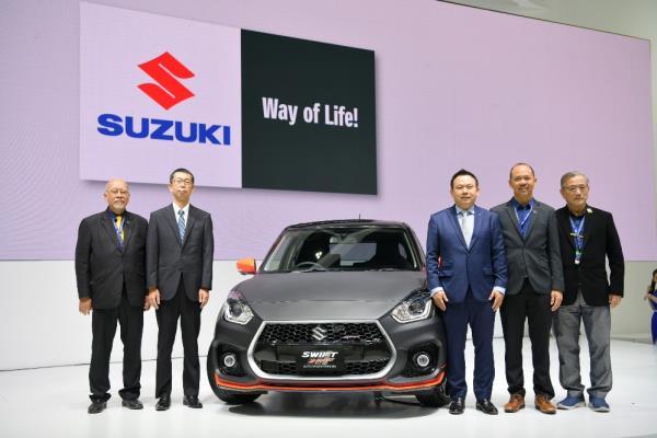 Suzuki ติดอันดับ 8 ยอดขายรถยนต์ของโลก