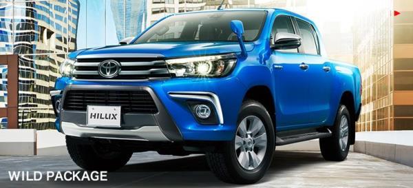 เต็มๆ ตากับ Toyota Hilux 2020 ที่พร้อมจะเปิดตลาดในญีุ่่ปุ่นก่อนเป็นที่แรก