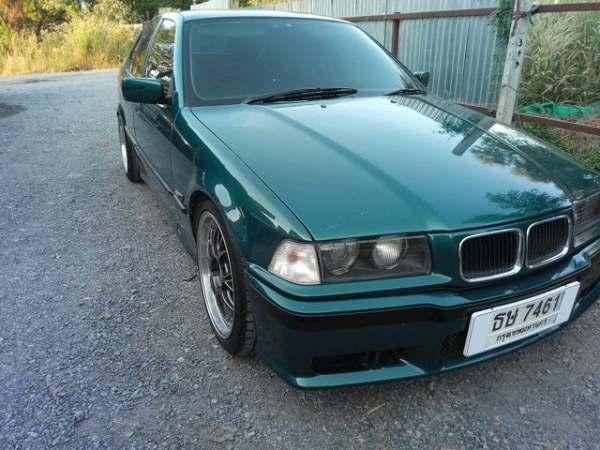 ตลาดรถมือสอง BMW Series 3 ราคาเริ่มต้นอยู่ที่ 35,000 บาท