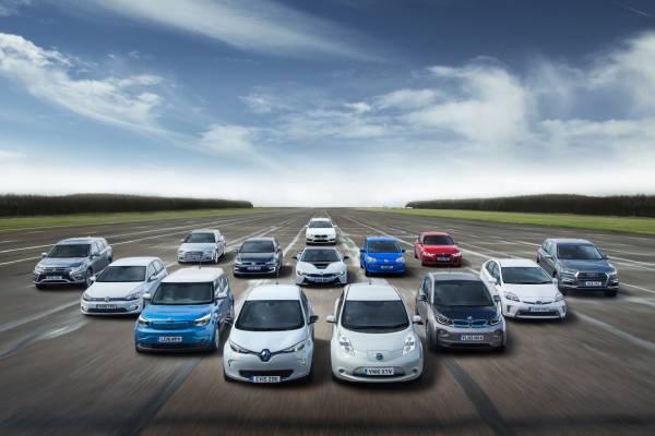 รถพลังงานไฟฟ้ามีแนวโน้มครองส่วนแบ่งทางการตลาดเกินครึ่งในอนาคต