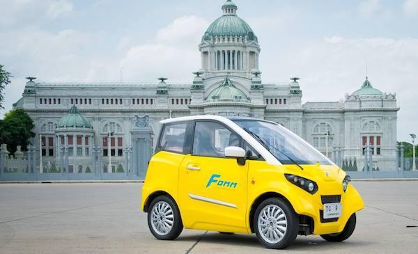 มาตรการการส่งเสริมรถพลังงานไฟฟ้าในไทยยังไม่น่าพึงพอใจเท่าที่ควร