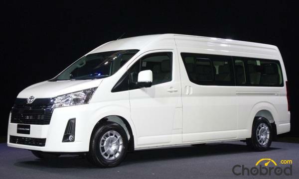 All-New Toyota Commuter ที่่เปิดตัวในไทย 11 มิ.ย 2562