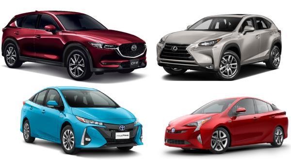 10 รถยนต์ทนทานแห่งปี 2019 ที่ใช้แล้วพังยากสุด รถญี่ปุ่นชนะขาดลอย จัดอันดับจากอเมริกา