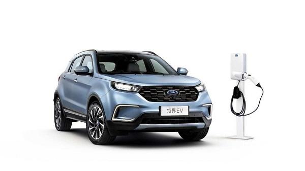 กำลังมาแรงทีเดียวในตลาดรถจีนกับรถยนต์ไฟฟ้าตัวใหม่ของค่ายฟอร์ด