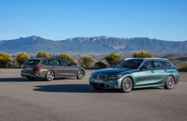 เปิดตัว All NEW BMW 3-Series Touring ซีดานหรู 5 ประตู