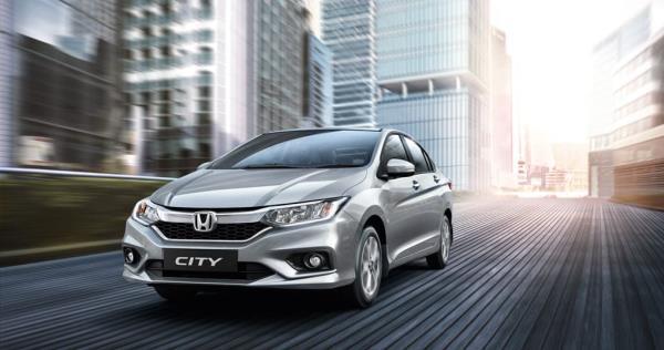 รถยนต์ Honda City