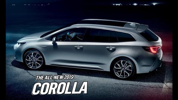 มาแรงทีเดียวกับ Toyota Corolla Touring Sports ในตลาดรถอังกฤษ