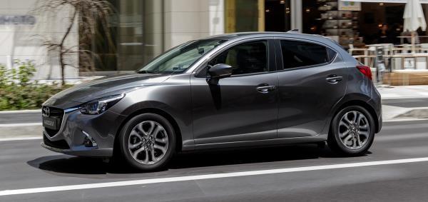 รถยนต์ Mazda2