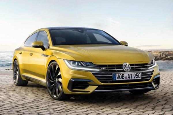 รถยนต์ Volkswagen Arteon