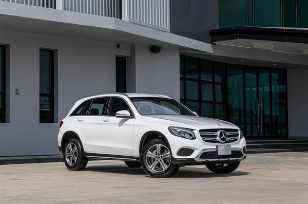Mercedes-Benz GLC 220 d รุ่นย่อยใหม่ เปิดตัวแล้ว