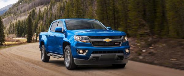 รีวิว Chevrolet Colorado 2019