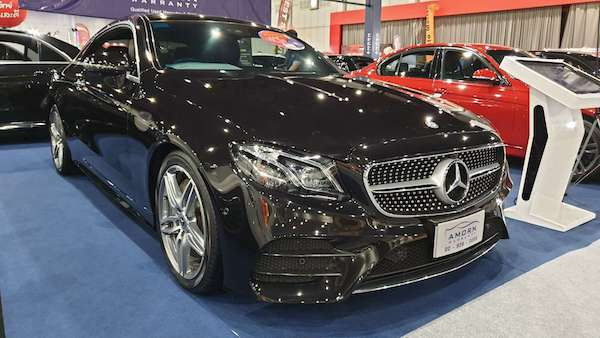 Mercedes AMG E300 Coupe มือสองก็มี