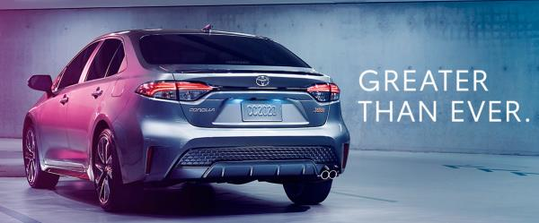 Toyota Corolla 2020 รุ่นใหม่ล่าสุด ได้เทคโนโลยีใส่เกียร์ P ให้เองเมื่อจอดรถ