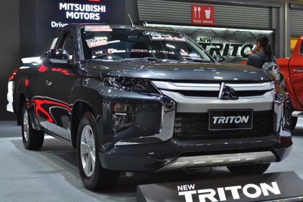 เปิดตัวกันไปสดๆ ร้อนๆ กับ Mitsubishi Triton ตัวใหม่
