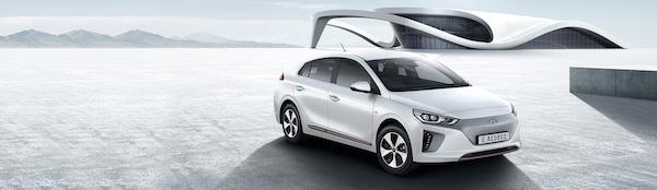 ราคาพร้อมตารางผ่อน Hyundai Ioniq Electric