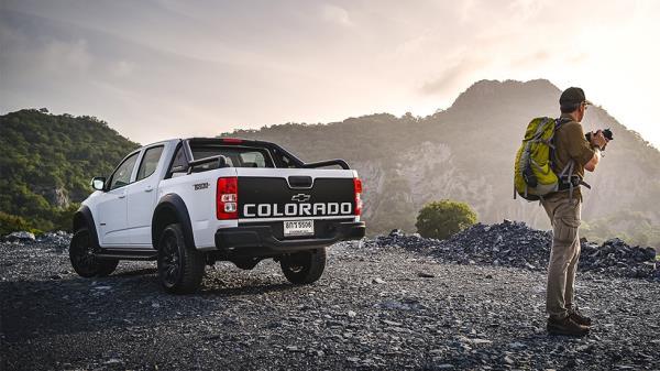 8 สีที่สุดสวยของ Chevrolet Colorado Trail Boss 2019 รุ่นย่อยใหม่ให้ผู้ซื้อ มีตัวเลือกมากขึ้น 8 สีสุดสวยของ Chevrolet Colorado Trail Boss 2019 รุ่นย่อยใหม่ เพิ่มทางเลือกให้แก่ผู้ซื้อมากขึ้น