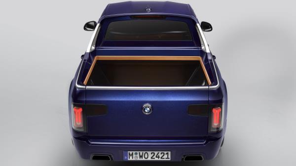 อาจเป็นทิศทางของอนาคตที่ BMW อาจจะผลิตรถยนต์กระบะออกมาสู่ตลาดรถก็เป็นได้