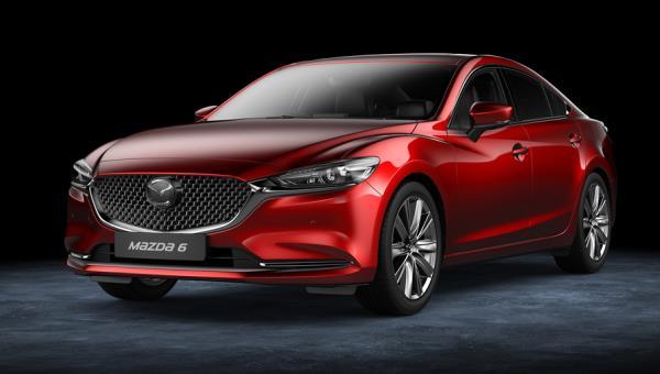 Mazda 6 ทั้งแบบซีดาน และสปอร์ตแวกอน ตัวใหม่ที่จะลุยตลาดรถฟิลิปปินส์