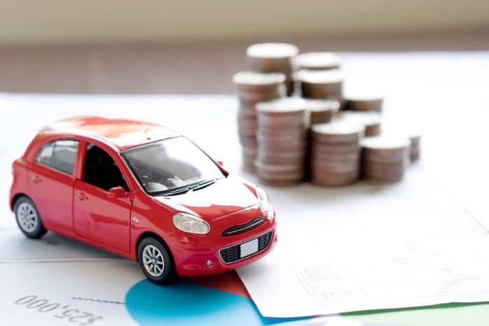 การเตรียมค่าธรรมเนียมสำหรับการจดทะเบียนรถยนต์