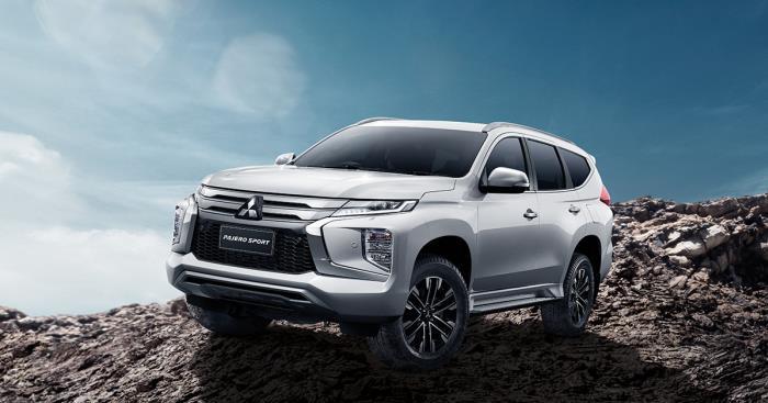 เปรียบเทียบรุ่นย่อยของ New Mitsubishi Pajero Sport 2019 ระหว่าง 2WD GT กับ 4WD GT-Premium