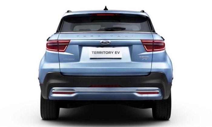 Ford Territory EV 2020 ใหม่ ออกแบบรูปลักษณ์ภายนอกใหม่ทั้งหมด