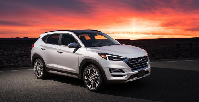 Hyundai Tucson 2020 ได้รับการปรับเลี่ยนทั้งภายในและภายนอก