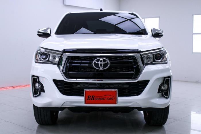แนะนำรถกระบะ Toyota Hilux Revo มือสอง